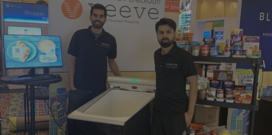Ex-Amazon, Google managers reveal new grocery tech startup powered by smart  shopping cart